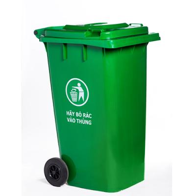 thùng rác nhựa 240 lít giá rẻ