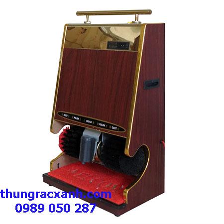 Máy đánh giầy mặt gỗ