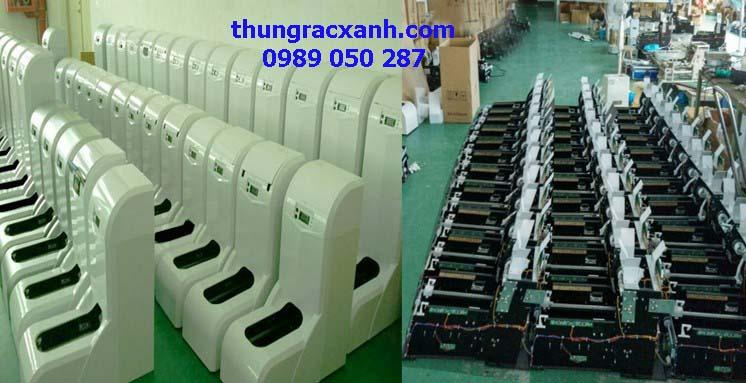 Nhà máy sản xuất máy bọc giày tự động