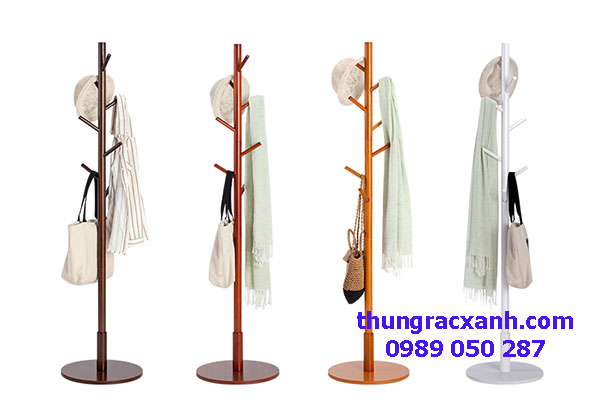 Cây treo quần áo phong cách hiện đại
