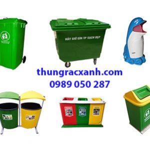 Thùng rác composite các loại- 0989 050 287