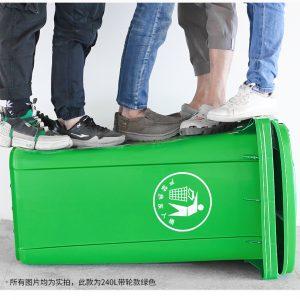 Chất liệu nhựa HDPE có độ bền cao