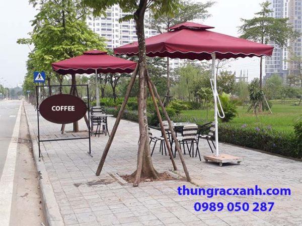 Sản phẩm sử dụng nhiều tại các quán cafe