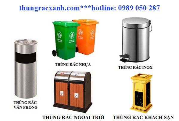 BNT chuyên cung cấp các loại thùng đựng rác