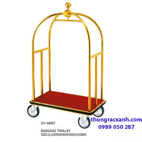 Chuyên cung cấp các loại xe đẩy hành lý khách sạn cao cấp