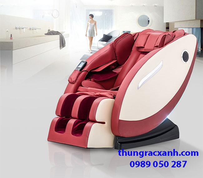 Ghế massage toàn thân với nhiều màu sắc sang trọng