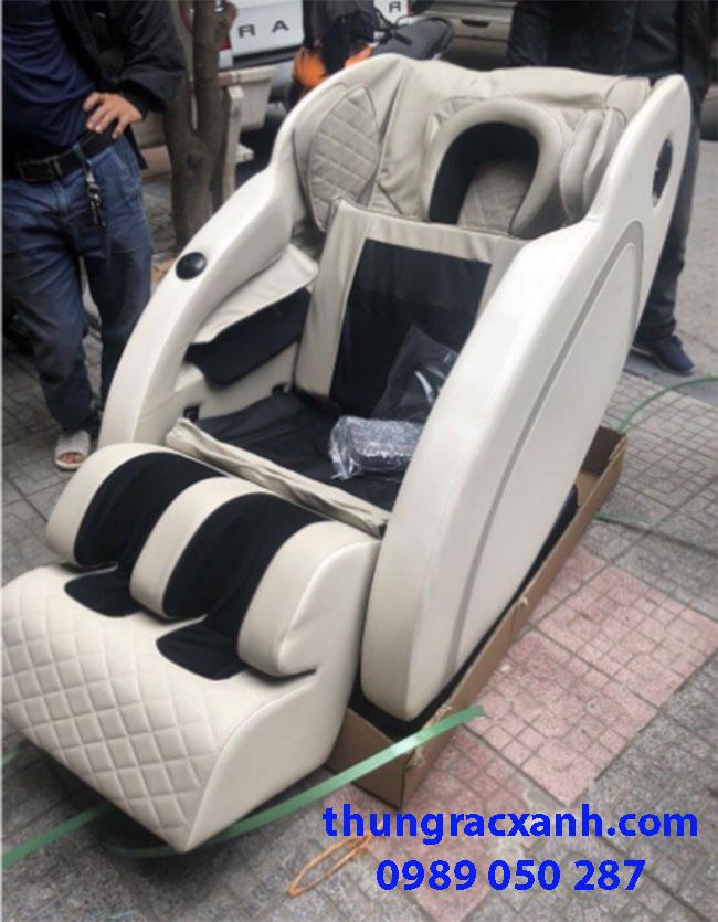 ghế mat xa toàn thân giá rẻ S8 plus